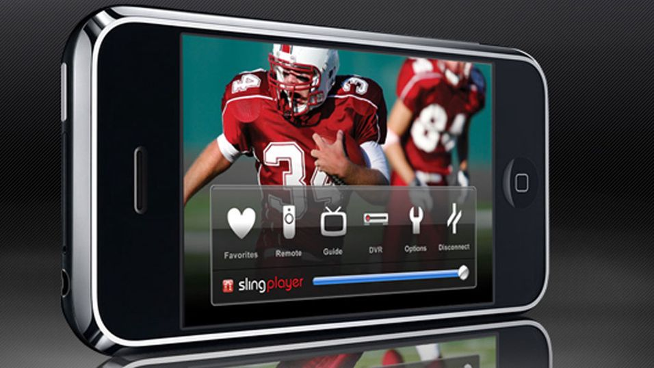 Slingplayer Mobile på Iphone også i Europa