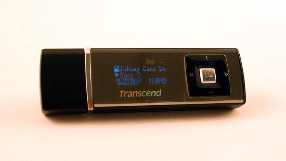 TEST: Test av Transcend T.sonic 320