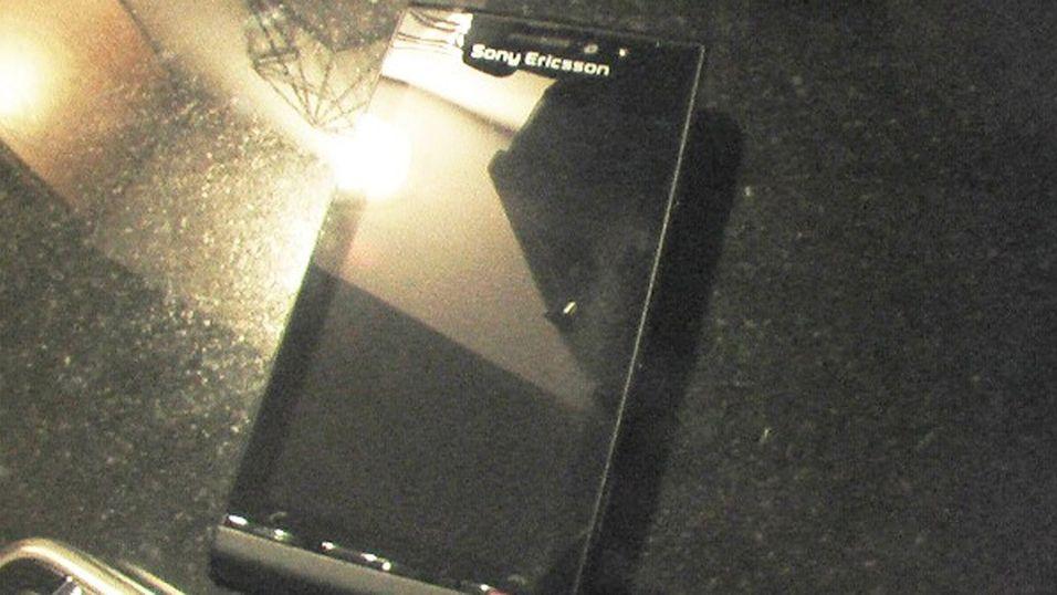 Storlansering fra Sony Ericsson