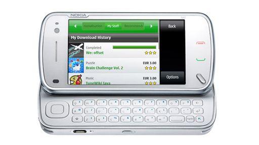 Stor blunder av Nokia med Ovi Store
