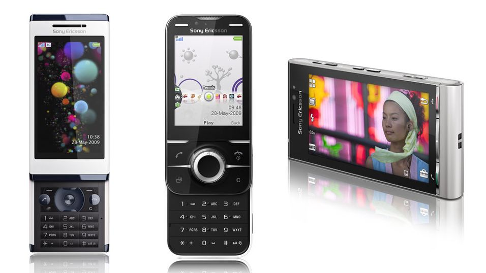 "Sony Ericsson med ""Playstation-mobil"""