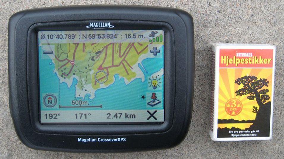 Slutt på GPS-oppdatering for Europa