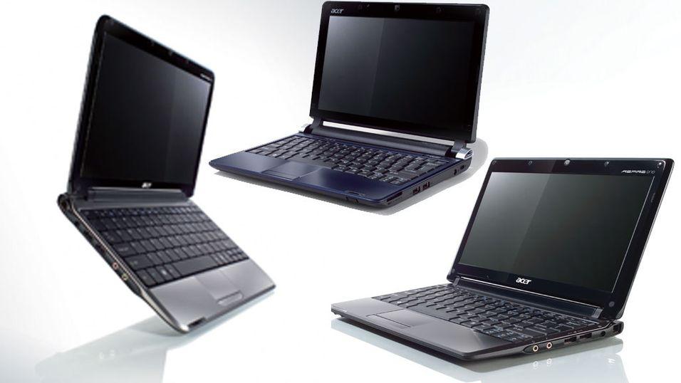 Tre nye minimaskiner med mobilt Internett