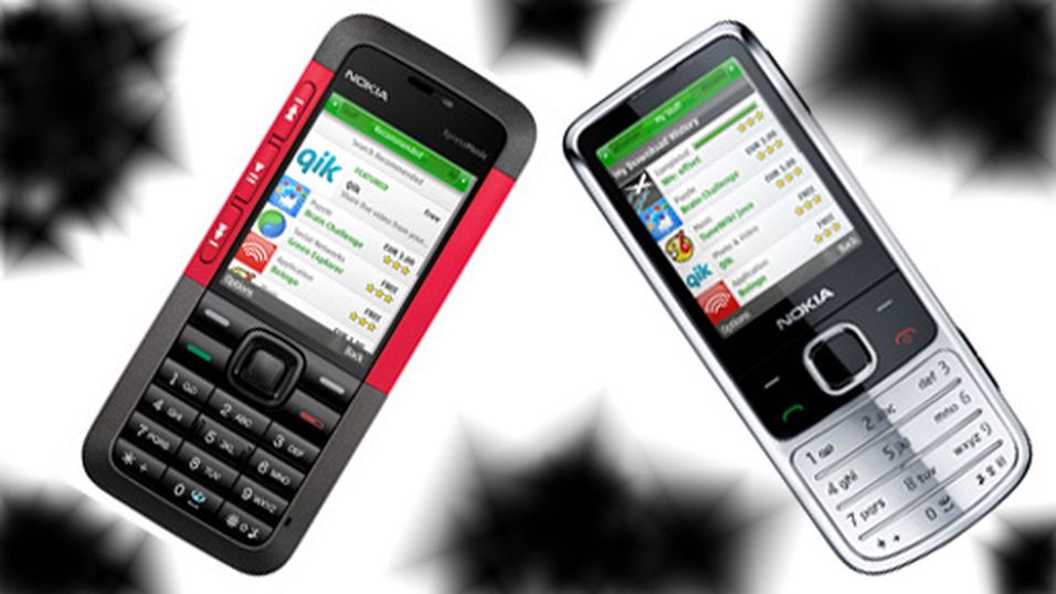 Dette er Nokia Ovi Store