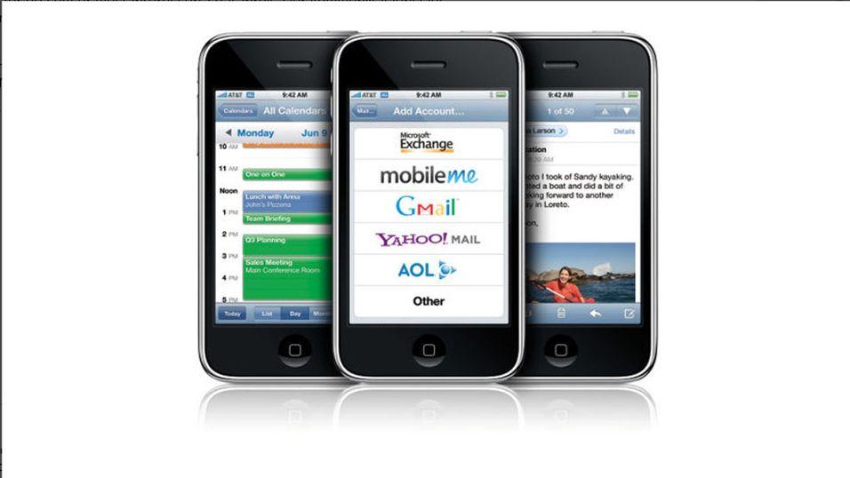 Rykte: Billig-Iphone kommer mandag
