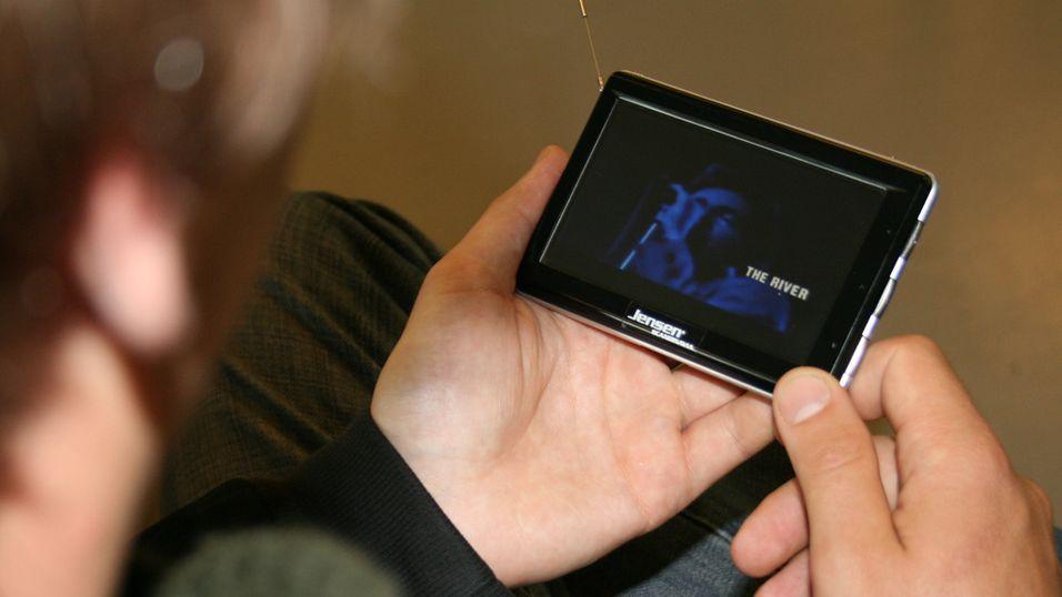 TEST: Jensen Media:Link 1000 – MiniTV-spiller med stor skjerm