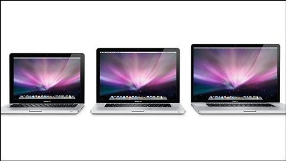 Apple oppdaterer MacBook