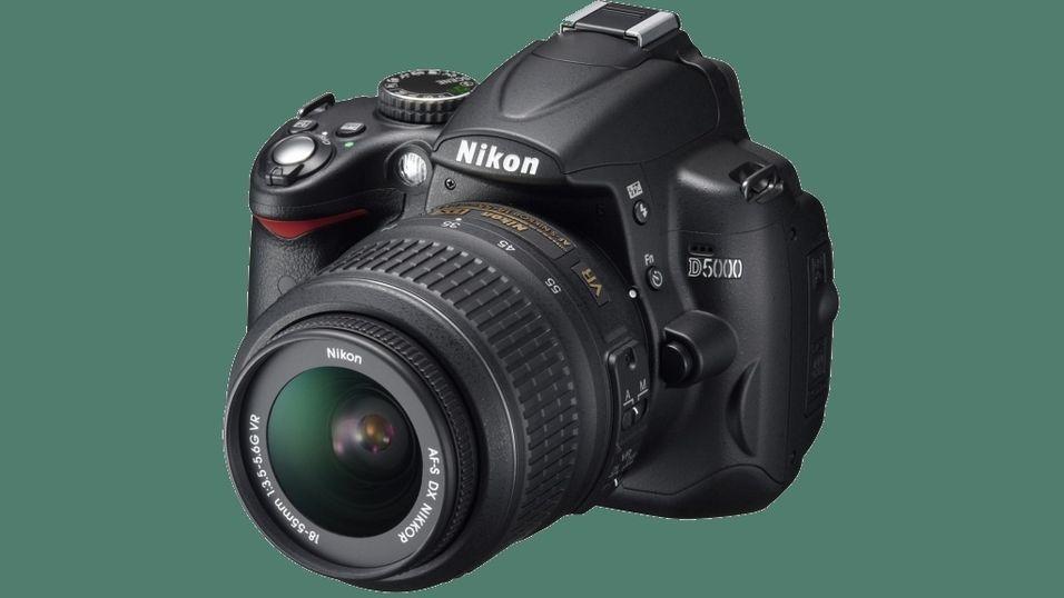 TEST: Test av Nikon D5000