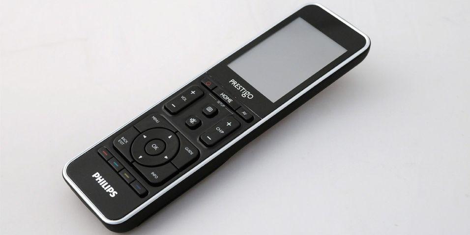 TEST: Test av Philips SRT 9320 Prestigo