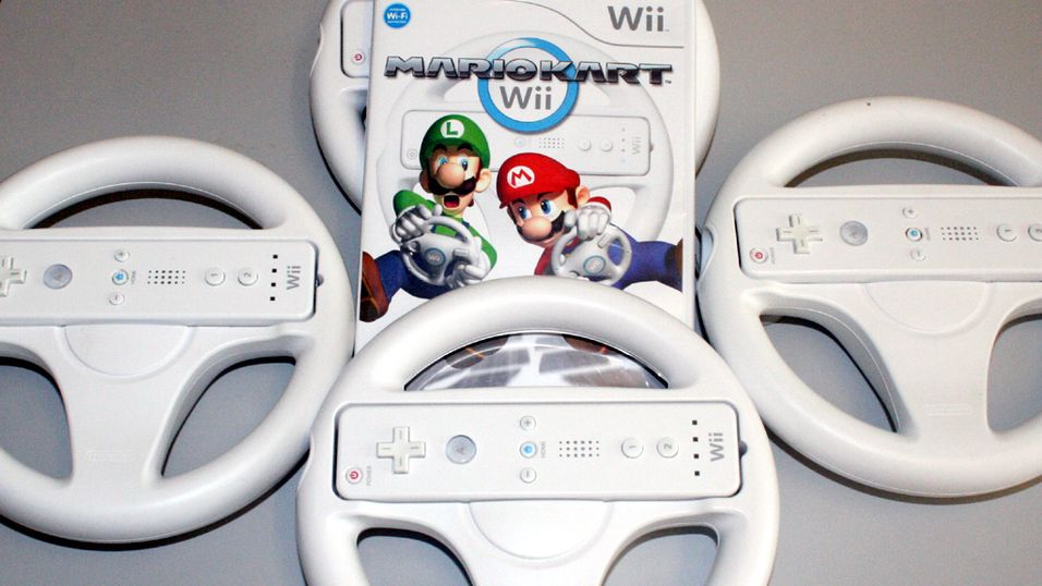 TEST: Vi prøver Mario Cart