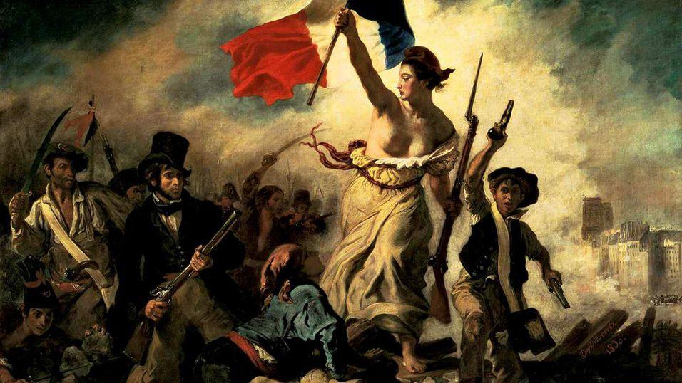 Frankrike forkastet piratlov