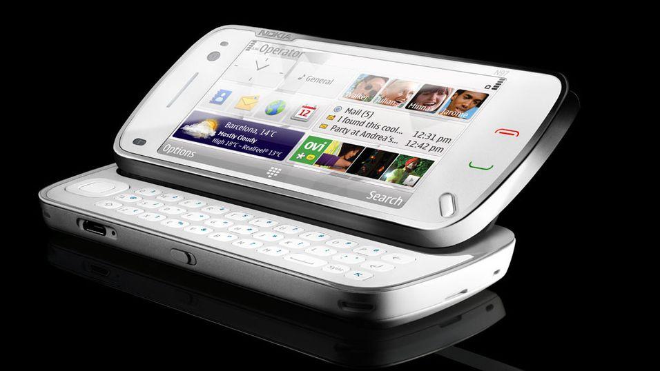 TEST: Test: Nokia N97