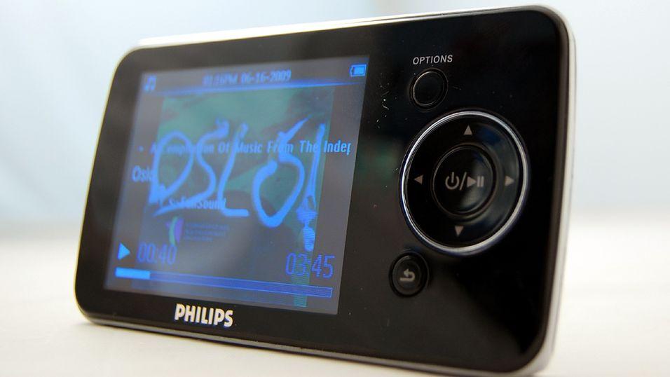 TEST: Test av Philips Gogear Opus