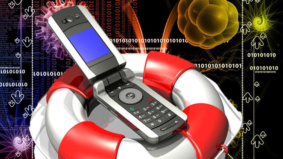 Antivirus på mobilen