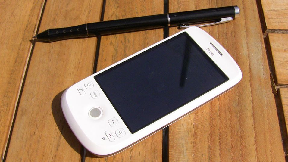 TEST: Test: HTC Magic
