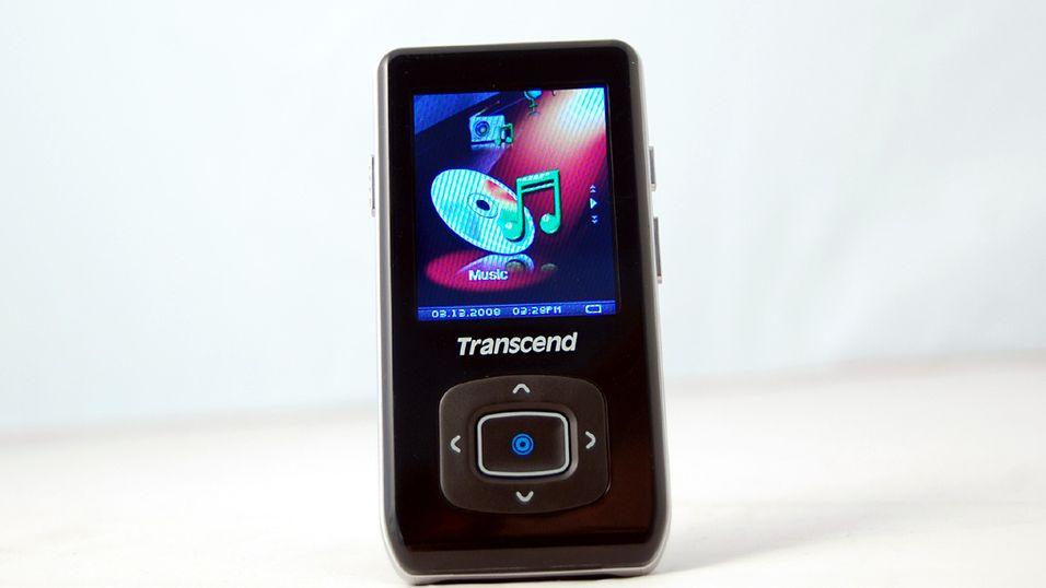 TEST: Test av Transcend MP850