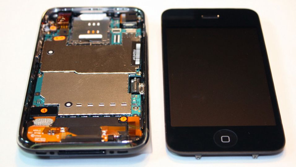 iPhone 3GS kunne hatt HD-video