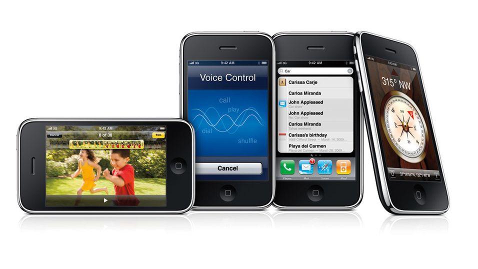 Nye iPhone raskere enn antatt