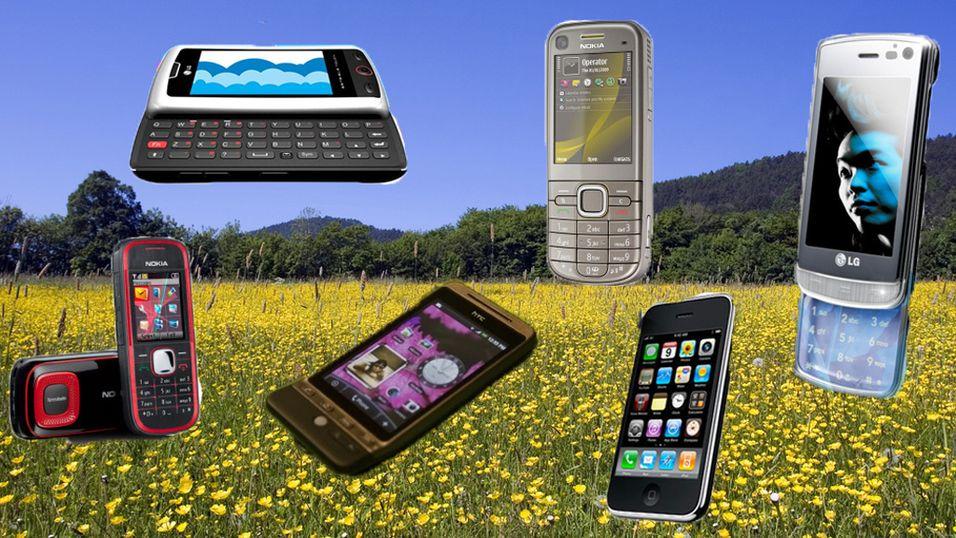 Dette er juli-mobilene