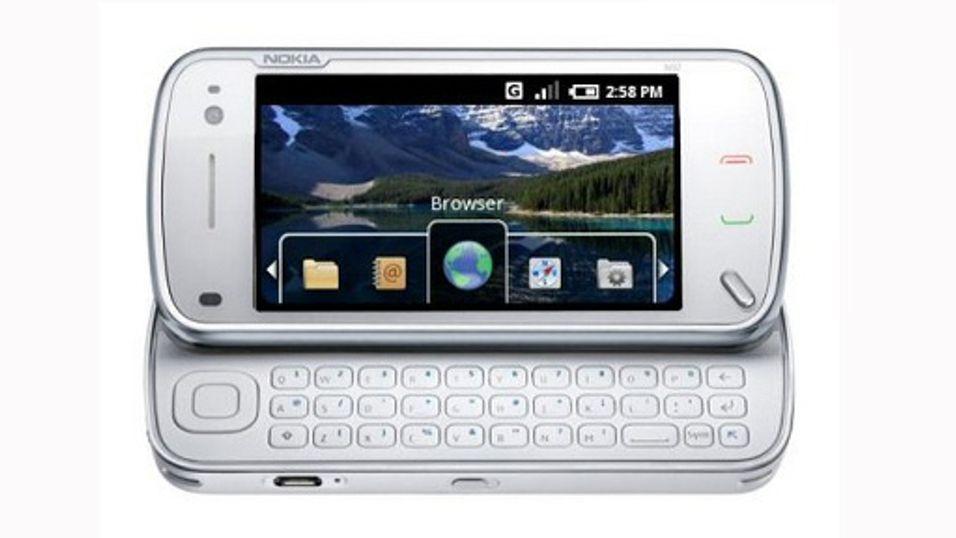 Nokia med Android i år