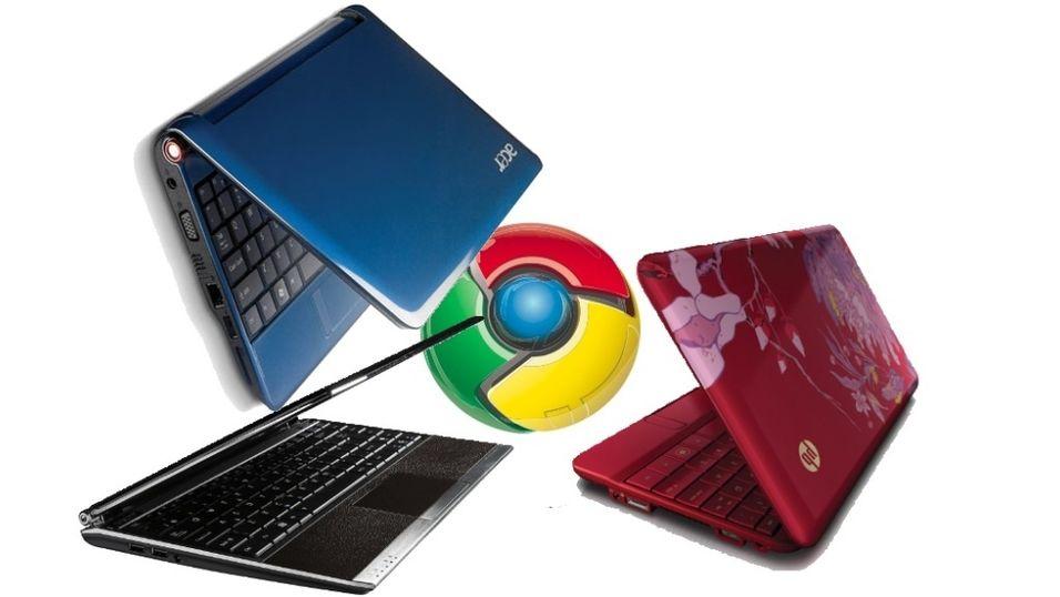 Satser på Chrome OS