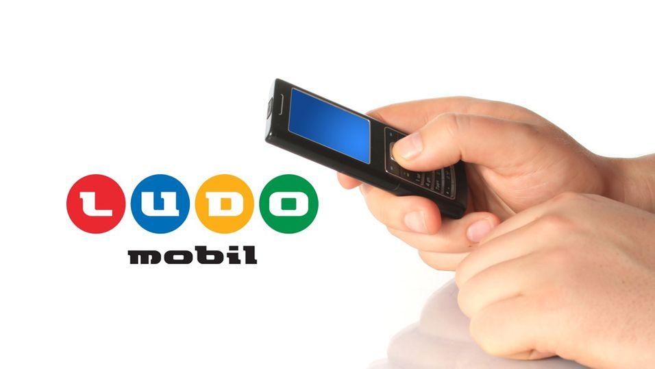 Ludo Mobil flytter brikkene framover