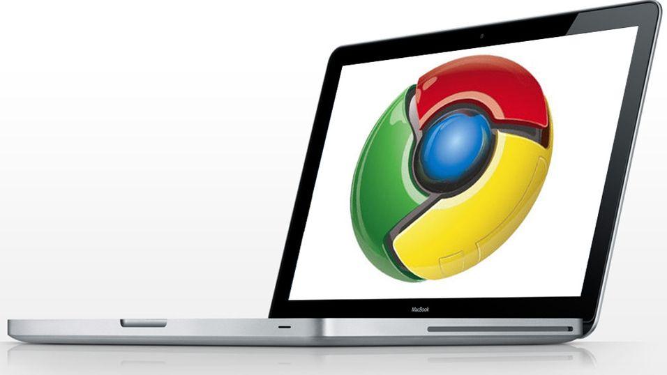 - Chrome OS er kun et blogginnlegg