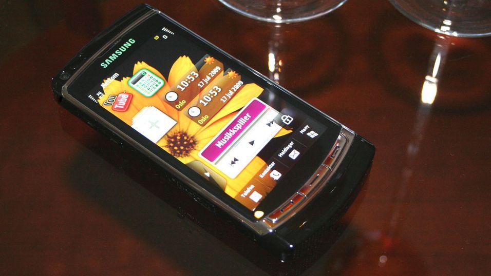 TEST: Test: Samsung Omnia HD - Regjerende verdensmester