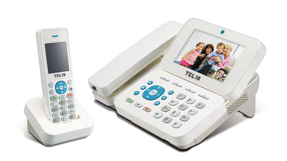 Vi gir bort fem videotelefoner