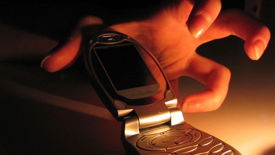 Vil strupe mobilnett i fengslene