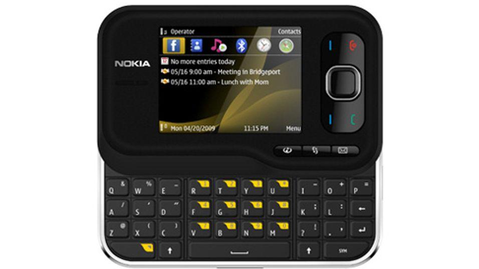 Nokia 6760 kommer til Europa
