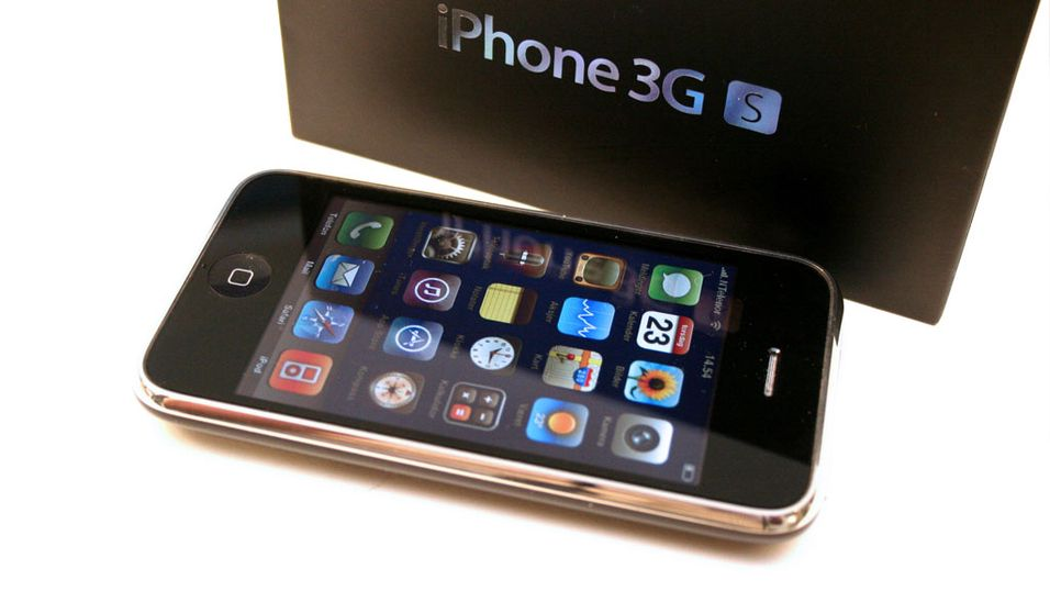 Vi prøvekjører iPhone 3GS