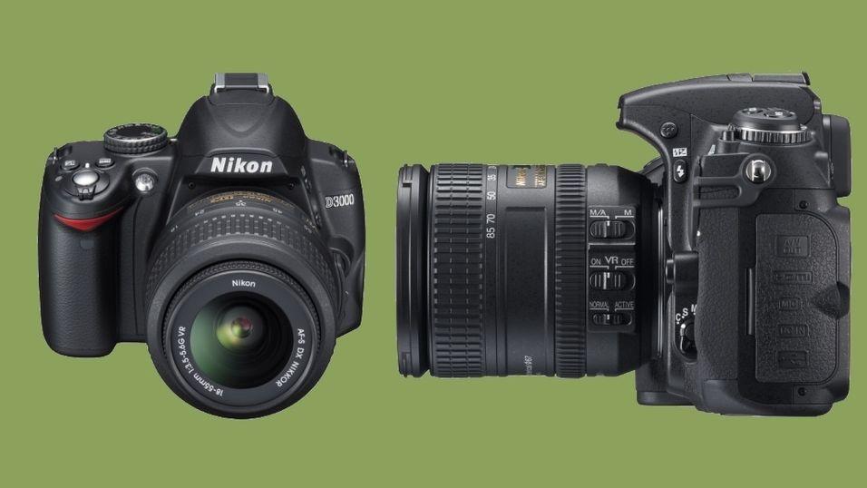 Superenkelt og HD fra Nikon