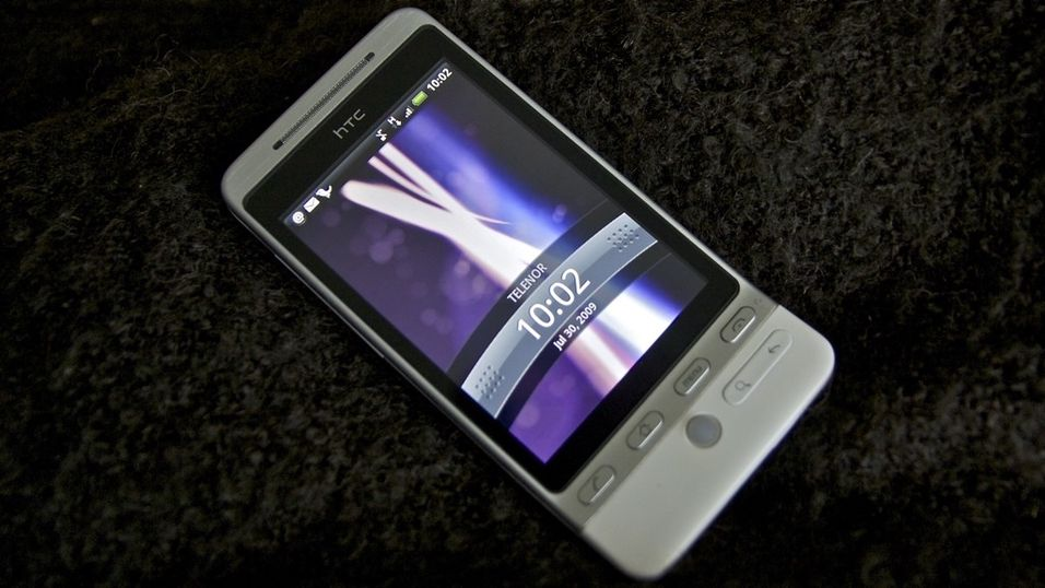 TEST: Test: HTC Hero