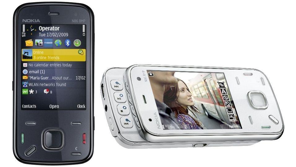 TEST: Test av Nokia N86