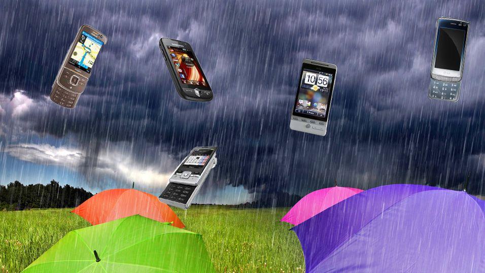 Her er august-mobilene