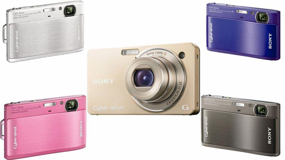 Partykameraer fra Sony