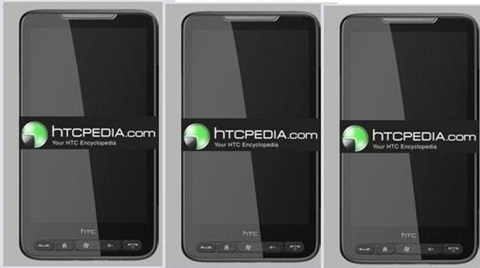 Første bilder av HTC-flaggskip