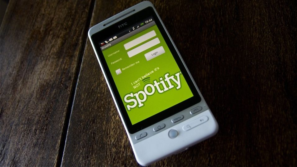 TEST: Test av Spotify på mobilen