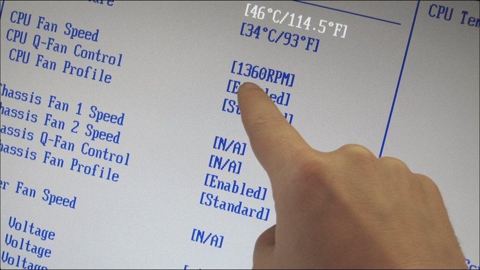GUIDE: Begynnerguide til BIOS