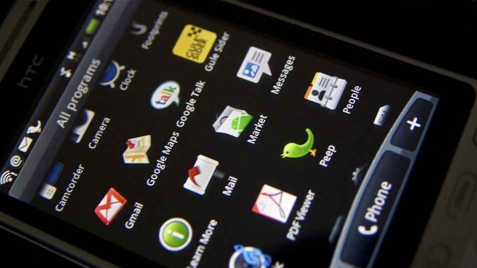 HTC Hero blir lynrask