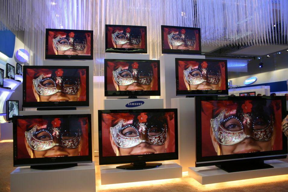 Disse TV-ene selger mest
