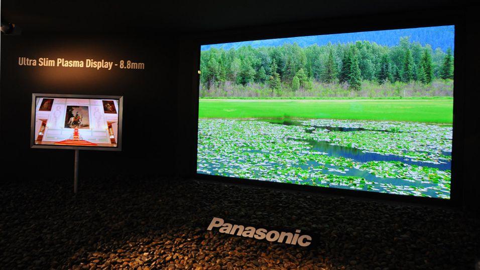 Her er verdens største TV-er