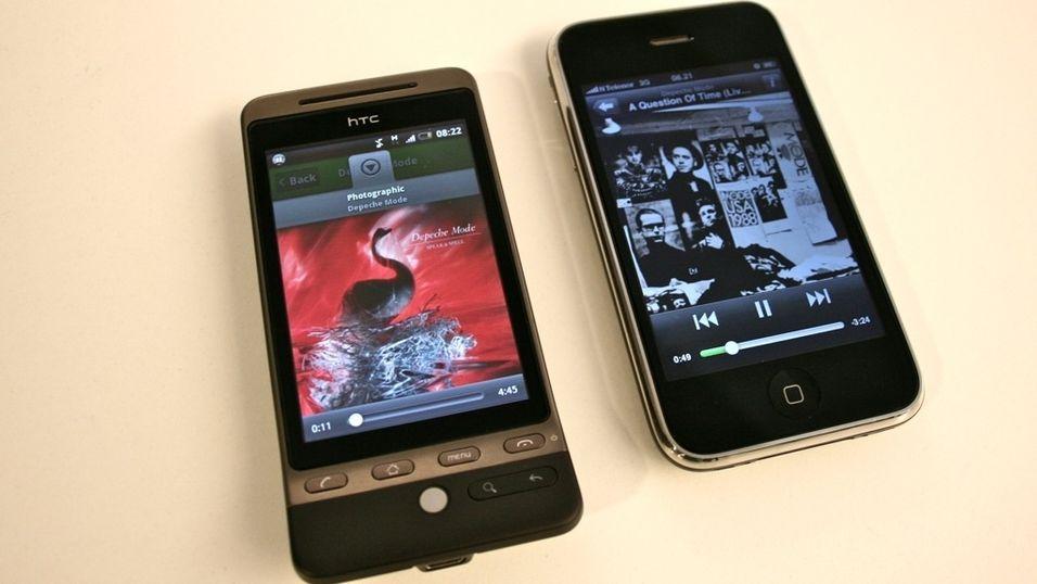 Spotify til mobilen er klart