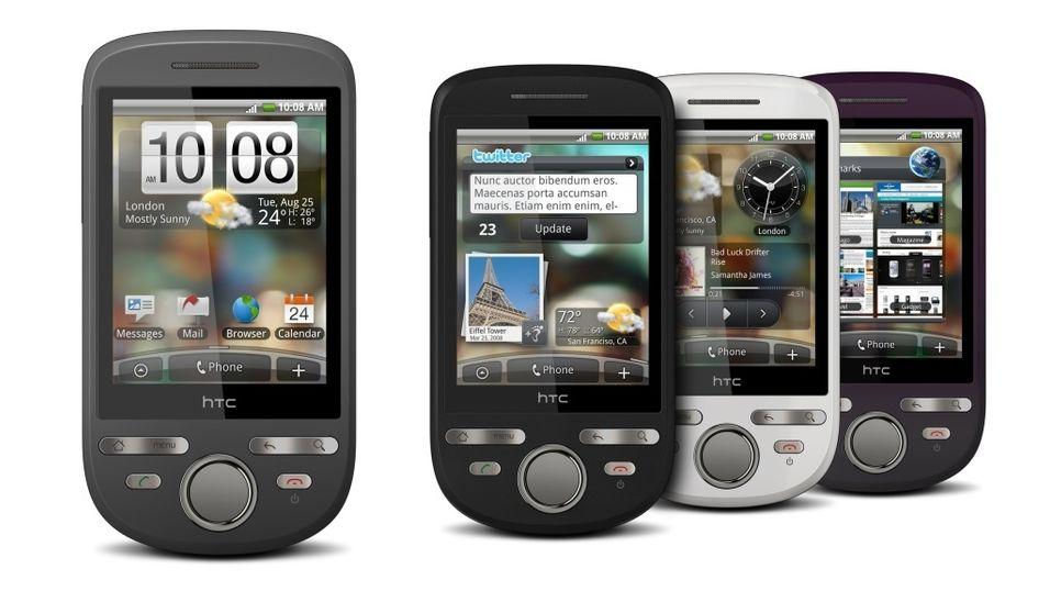 Ny Android fra HTC