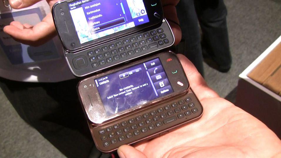 N97 eller N97 mini. Her er forskjellene