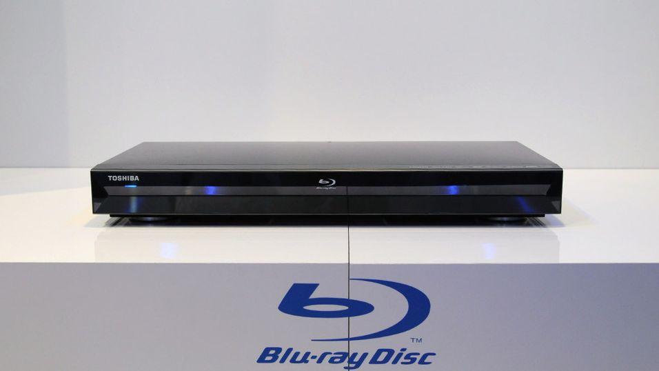 Blu-ray fra Toshiba