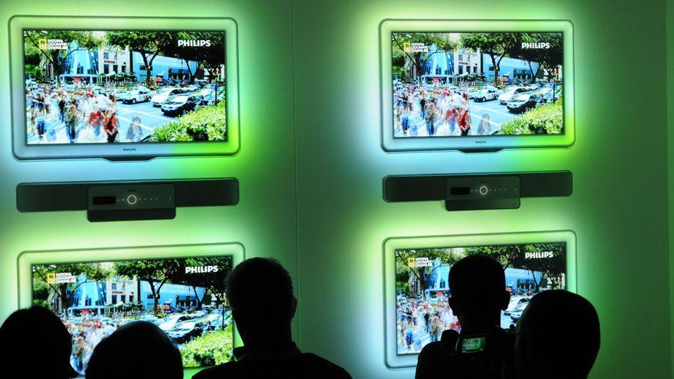 Elektronikken blir grønnere