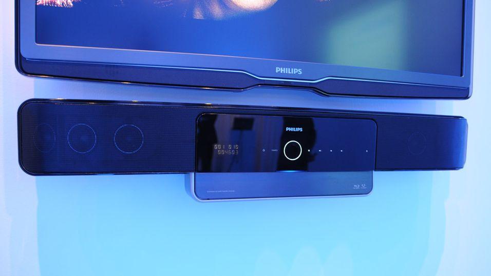 Lekker ny lydplanke fra Philips