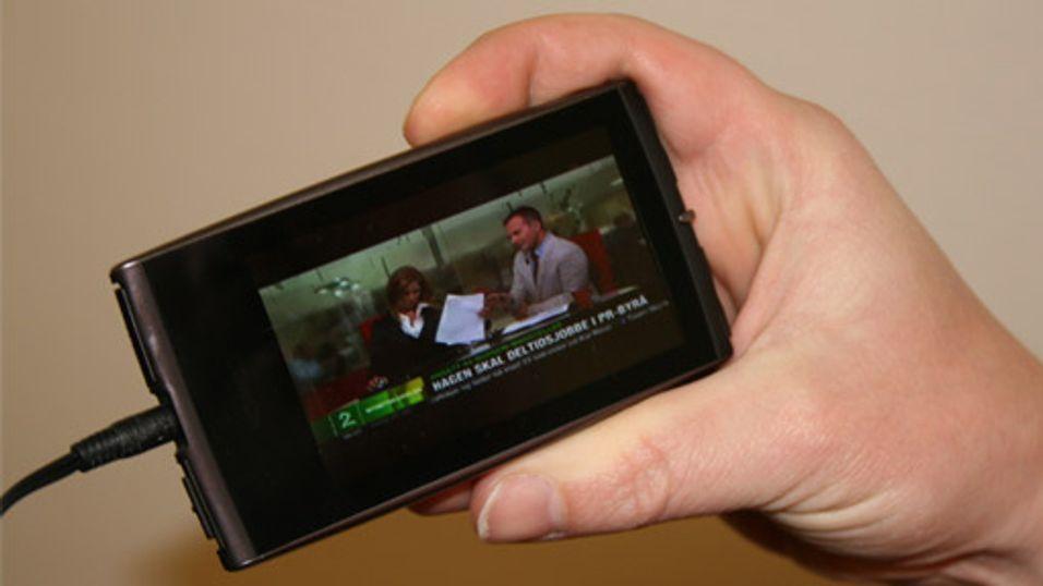 TEST: Test: MiniTV på sitt aller beste